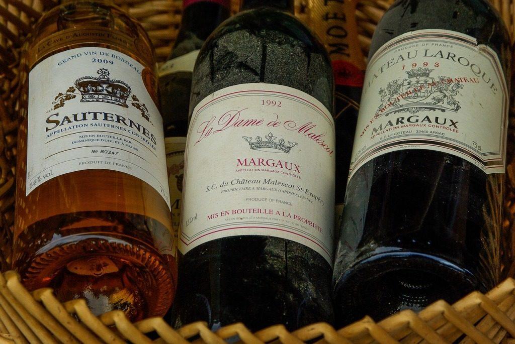 Routes des vins en France