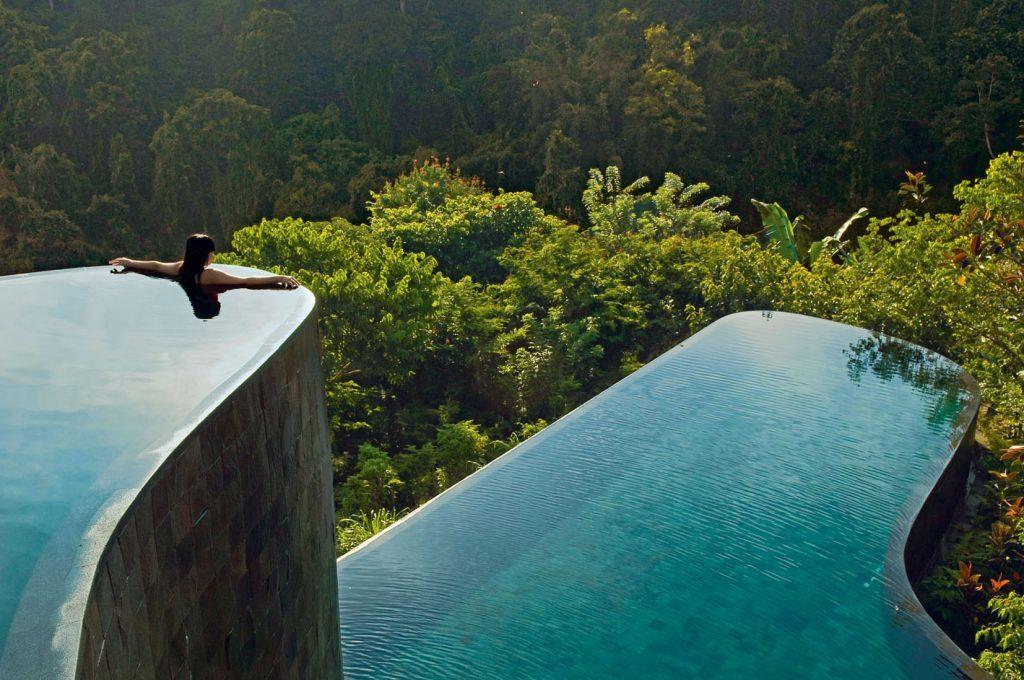 Hotel zen piscine ubud bali