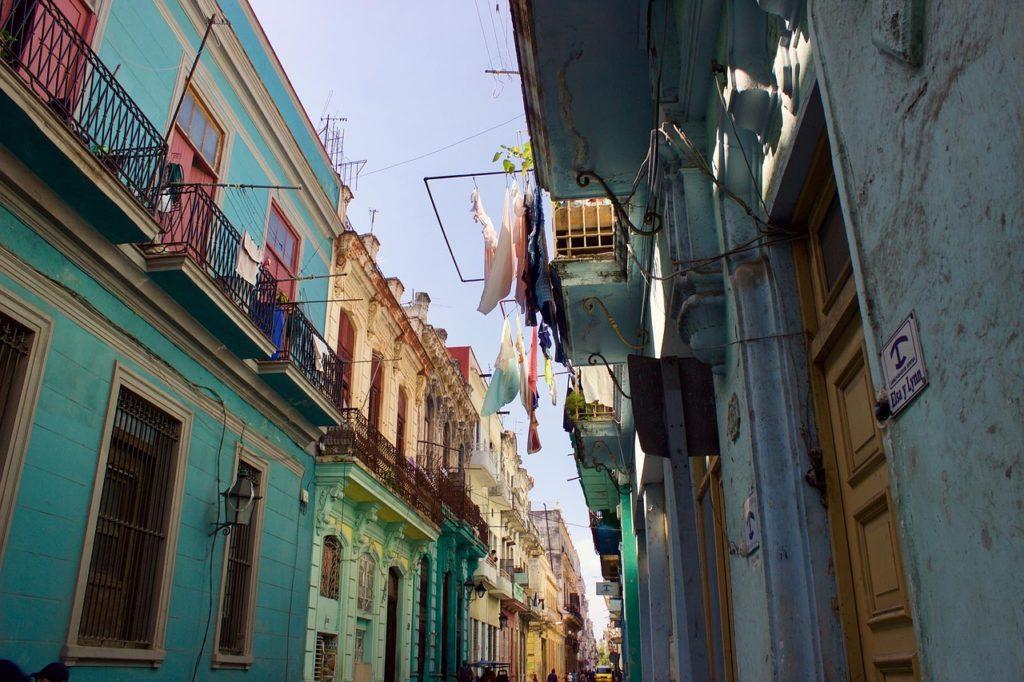 Les rues de La Havane - Cuba