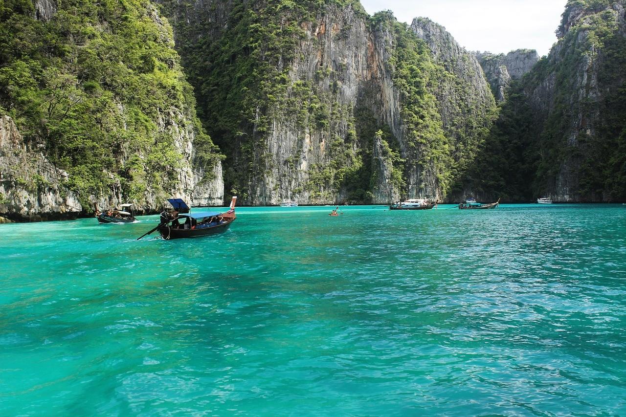 Ko Phi Thailande
