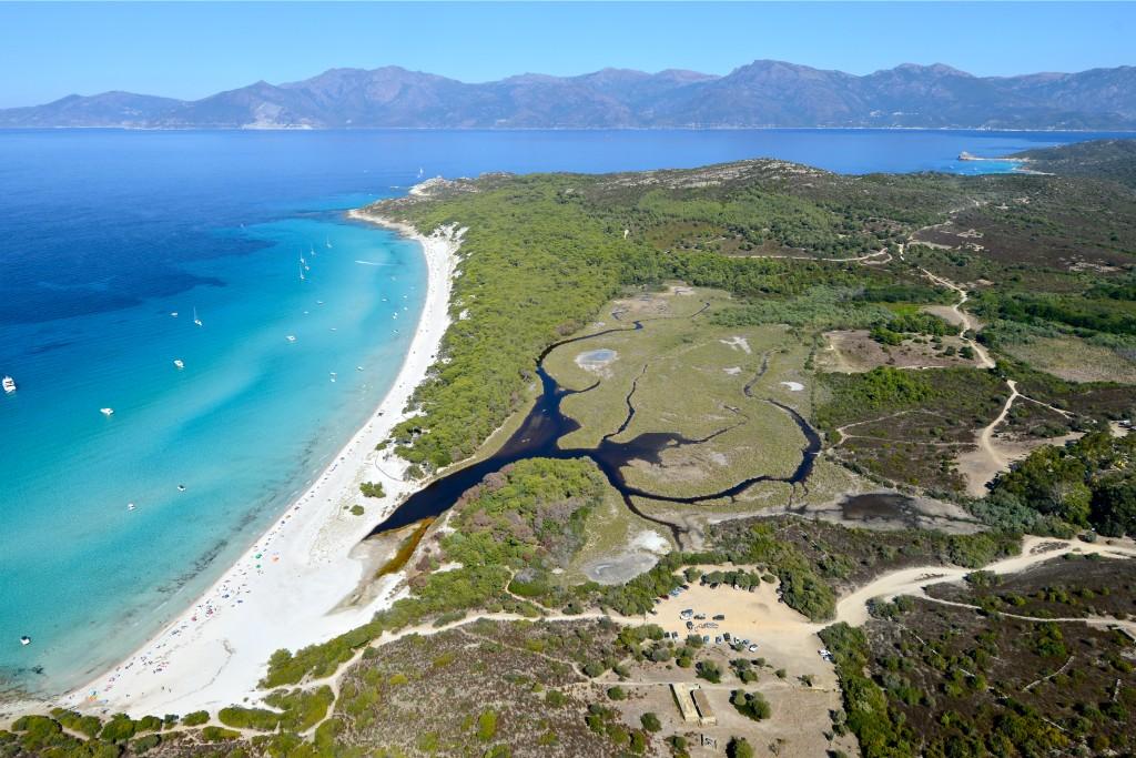 Découvrir les Agriates Cap Corse en catamaran