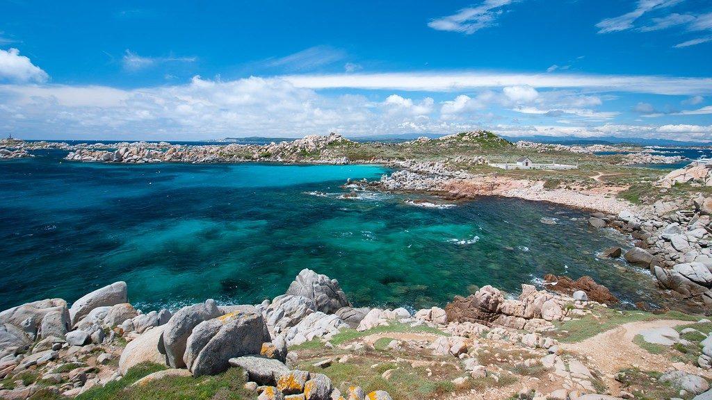 Iles Lavezzi en Corse